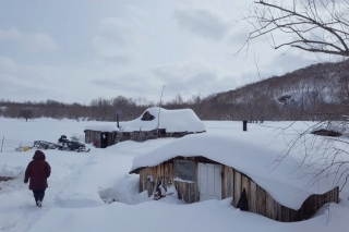 Kamchatka, A Winter with the Evens